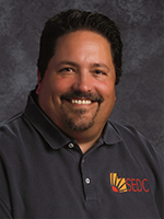 Photograph of Clint Stephens, Educational Technology Integration Specialist